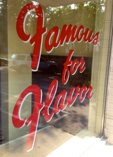 Famous for Flavor