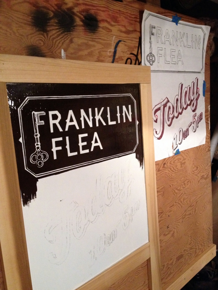 Franklin Flea.03