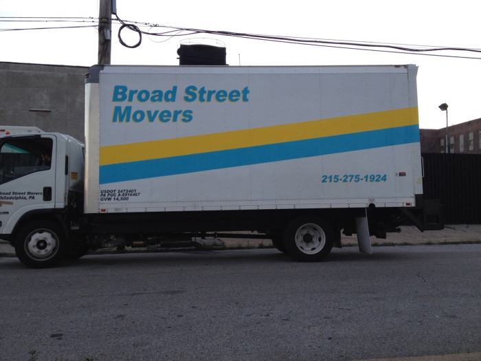 Broad Street Movers t2.5